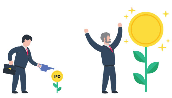 IPOs not just for listing gains