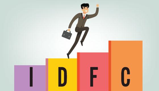 IDFC soars 19%