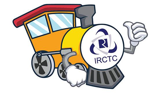 IRCTC rallies 15% as scrip turns ex-stock split in 1:5